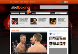 View Aleet Boxing Project