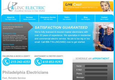Linc Electric Large Screenshot