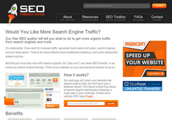 SEO Friendly Score Thumbnail Screenshot